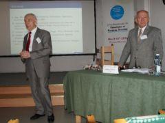 Rys historyczny konferencji zaprezentował prof. Czesław Cempel