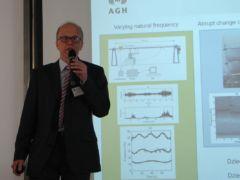 Sesja Plenarna prof Wiesław Staszewski AGH