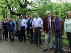 Program socjalny: Pałac w Rogalinie, Galeria , dęby rogalińskie